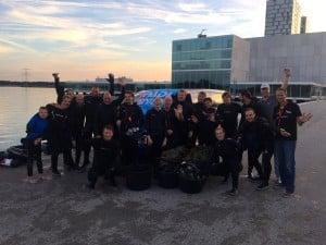 Clean up Challenge Almere-Amsterdam